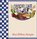 Country Cafe Recipe Journal